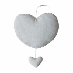 Cœur musical Sirène Grey