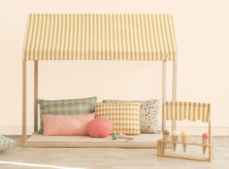 Cabane Home Ibiza Stripes