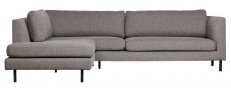 Canapé d'angle droit David