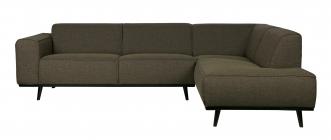 Canapé d'angle droit Stan