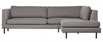 Canapé d'angle gauche David