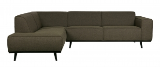 Canapé d'angle gauche Stan