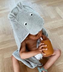 Cape de bain Hippo