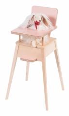 Chaise Haute Coquette