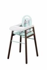 Chaise Haute Fixe Lili