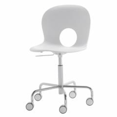 chaise-olivia-hauteur-reglable-blanche-rexite