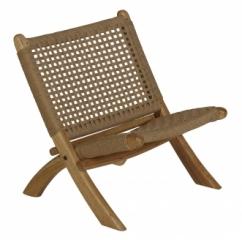 Chaise pliante Enfant Loom Rope