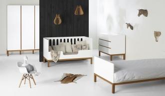 Chambre bébé Indigo évolutive 70x140