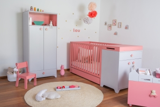Chambre Bébé Lou Petits Espaces