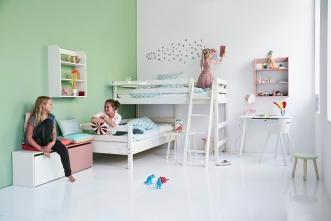Bureau Enfant évolutif Study Blanchi