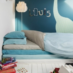 Drap housse AntiPipi 90x200 Louis