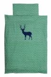 Parure de lit 100x135 Blue Deer