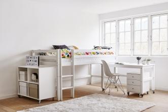 Chambre Rentrée évolutive Basic + étagère