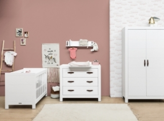 Commode 3 tiroirs Lucca