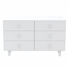 Commode Merlin Rhea-6 tiroirs