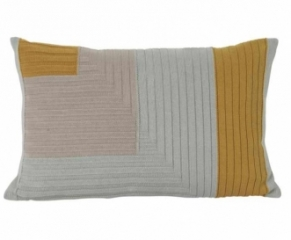 Coussin Angle Knit