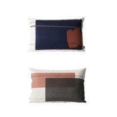 Coussin Colour Block L
