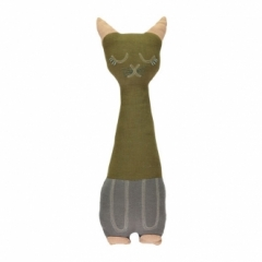 Coussin Doudou Tall Cat
