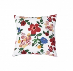 Coussin Hibiscus