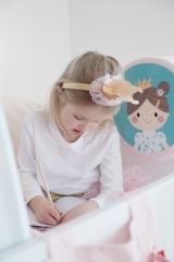 Coussin pour le dos Fairy Tale Princess
