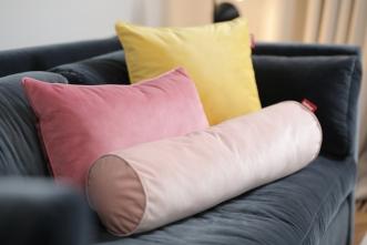 Coussin Rolster Pillow Velvet