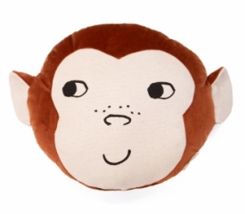 Coussin Wild Animals Monkey