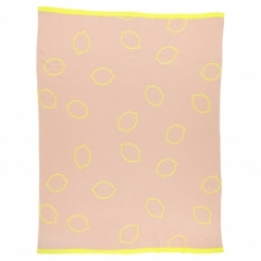 Couverture en tricot Lemon Squash