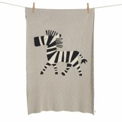 Couverture Tricot 100x160 Zèbre Zebra