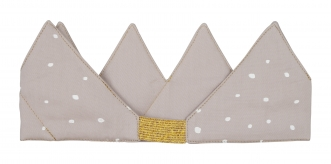 Crown with dots