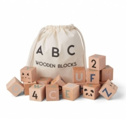 Cubes Wood blocks