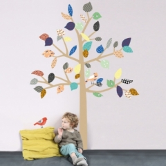 Sticker Big Tree L