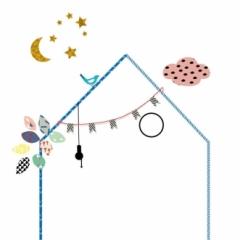 Sticker Ma Petite Maison