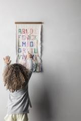 Décoration Murale ABC