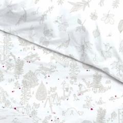 Housse de couette AntiPipi 100x140 Forêt II