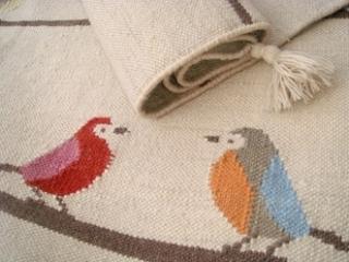 Tapis Birds 140x200