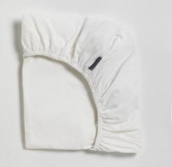 Drap housse Percale de coton 90x200