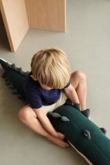 Doudou Carlos crocodile