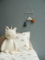 Doudou Licorne Unicorn Big Buddy