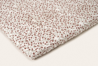 Drap housse 70x140 Royal Cress Percale