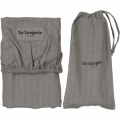 Le Drap Housse 60x120  La Langerie