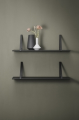 Etagère Shelf + Hangers