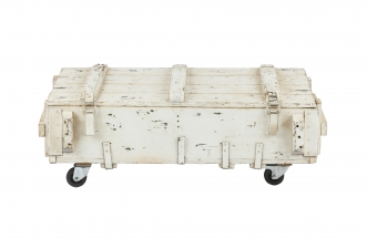 Table basse Military