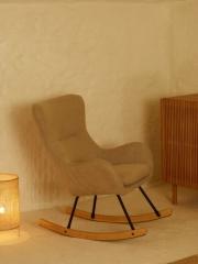 Fauteuil d'allaitement Rocking chair Basic
