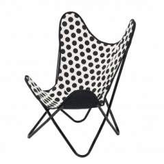 Fauteuil Butterfly Dots