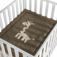 Fond de parc Tricot Girafe