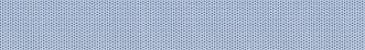 Frise Bleu d'étoiles