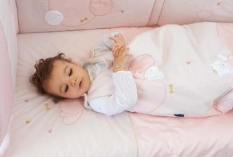 Gigoteuse réglable Mademoiselle 6-36 mois