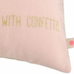 Housse de coussin 30x50 Lina Confettis
