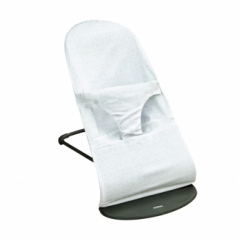 Housse de Transat Baby Rocker Grey Birds