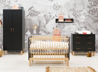 Lit bébé Floris 60x120